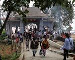 Tưng bừng khai hội chùa Hương Tích