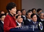 Tổng thống Park Geun-hye kêu gọi Nhật Bản cải thiện quan hệ