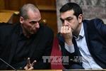 Thủ tướng Hy Lạp phát ngôn gây tranh cãi với đối tác châu Âu