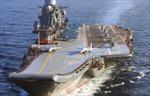 Hải quân Nga sắp nhận tàu sân bay siêu hiện đại