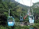 Núi Bà Đen Tây Ninh đón hành khách thứ 1 triệu