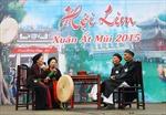 Nô nức về Hội Lim nghe quan họ