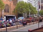 Hàng nghìn người tuần hành tại trung tâm Sydney