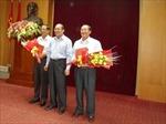 Trao Quyết định của Bộ Chính trị về nhân sự tỉnh Kiên Giang