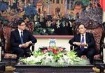Thúc đẩy quan hệ Việt Nam-Singapore