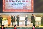 Bắc Ninh thêm hai di tích quốc gia đặc biệt