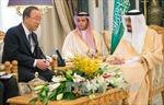 Quốc vương Saudi Arabia công bố đường hướng lãnh đạo