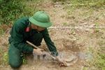 Quảng Bình: Xử lý quả bom dài gần 1,8m