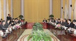 Chủ tịch nước tiếp Thống đốc tỉnh Wakayama