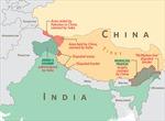 Ấn Độ Dương là đấu trường Trung-Ấn