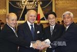 Pháp, Nhật thỏa thuận chuyển giao công nghệ quốc phòng
