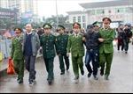 Tiếp nhận 2 đối tượng truy nã trốn sang Trung Quốc