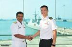 Hải quân Singapore, Malaysia tập trận chung
