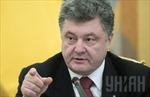 Tổng thống Ukraine: Thỏa thuận Minsk chưa được tuân thủ