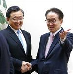 Hàn-Trung đàm phán cấp thứ trưởng ngoại giao
