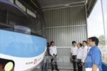 Gấp rút hoàn thành thiết kế mô hình đầu máy tuyến metro 1