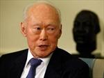 Sức khoẻ của cựu Thủ tướng Lý Quang Diệu xấu đi