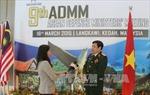 Các sáng kiến của Việt Nam được đánh giá cao tại ADMM-9