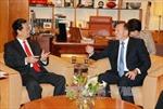 Thủ tướng Nguyễn Tấn Dũng hội đàm với Thủ tướng Australia