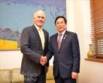Tăng cường hợp tác truyền thông Việt Nam - Australia