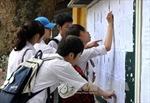 Các cụm thi THPT quốc gia: Đảm bảo đủ năng lực tổ chức