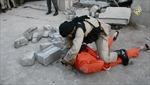 IS hành quyết 3 chiến binh người Kurd