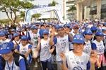 Chạy bộ hưởng ứng Ngày sức khỏe răng miệng thế giới