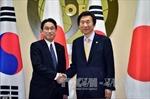 Nhật, Hàn nhất trí giảm căng thẳng