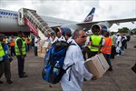 Cuba tuyên bố hoàn thành chống Ebola tại châu Phi