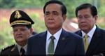 Thủ tướng Thái Lan hoãn thăm Singapore