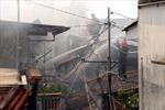 Khắc phục hậu quả vụ hỏa hoạn tại Châu Thành