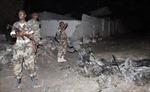 Khủng bố tấn công khách sạn ở Mogadishu, 7 người thiệt mạng