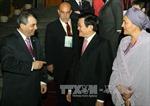 Chủ tịch nước tiếp đoàn đại biểu Ban Chấp hành IPU