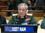 Việt Nam dự Hội nghị LHQ về giữ gìn hòa bình