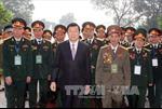 Chủ tịch nước gặp cựu chiến binh Quân đoàn 2