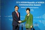 Việt-Hàn ký tắt Hiệp định thương mại tự do
