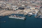 Trung Quốc xây căn cứ hải quân ở Nam Đại Tây Dương