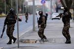Bắn hạ tay súng nữ tấn công cảnh sát Istanbul