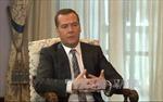 Thủ tướng Nga Medvedev thăm chính thức Việt Nam
