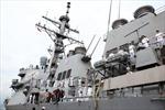 Tàu Hải quân Hoa Kỳ thăm Đà Nẵng