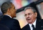 Tổng thống Mỹ sẽ 'tiếp xúc' với Chủ tịch Cuba tại Panama