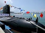 Tàu chiến Trung Quốc sắp hiện diện tại Baltic