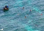 Đại úy Hải quân rơi xuống biển mất tích