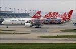 Máy bay Thổ Nhĩ Kỳ hạ cánh khẩn tại sân bay Đức