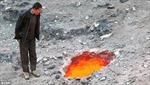 Kinh hãi hố lửa tử thần bí hiểm tại Trung Quốc