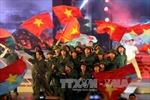 Hà Nội - Huế - TP Hồ Chí Minh: Nghĩa tình sắt son