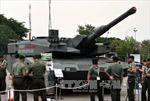 Quân đội Đức trang bị thêm nhiều xe tăng chiến đấu