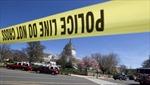 Không có dấu hiệu khủng bố trong vụ nổ súng gần Quốc hội Mỹ