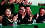 Vợ ông Kim Jong-Un tái xuất sau 4 tháng vắng bóng