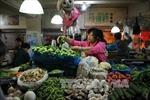 Đà tăng trưởng kinh tế của Trung Quốc tiếp tục giảm